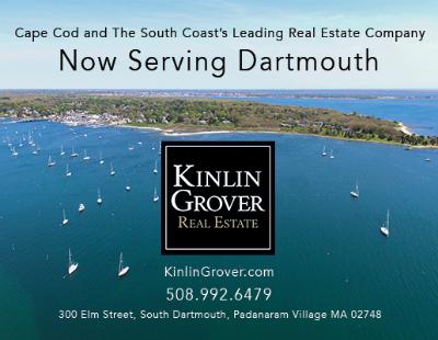 Kinlin Grover ad: Now Serving Dartmouth