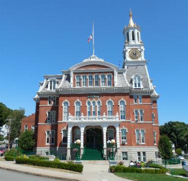 Norwich, CT City Hall