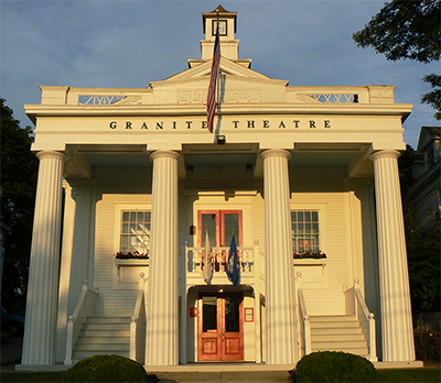 The Granite Theater Westerly Rhode Island