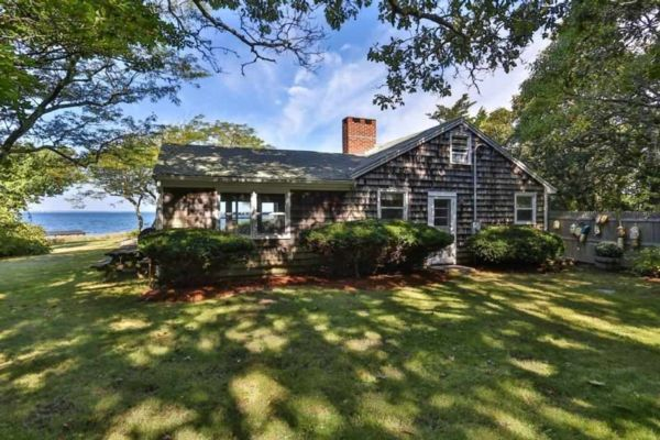 Photograph of home in Falmouth, Cape Cod, MA