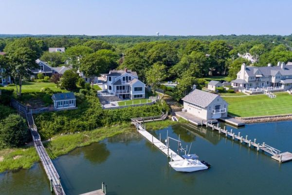 Centerville Waterfront Estate