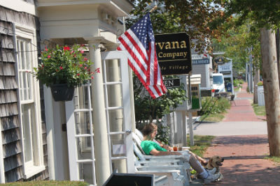 Barnstable Village Sidewalk