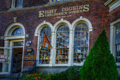 Eight Cousins Storefront