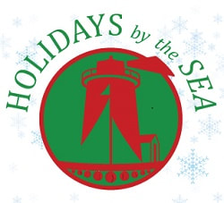 graphic for Falmouth, MA Holidays by the Sea 2018