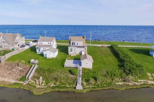 Matunuck Point Waterfront Home