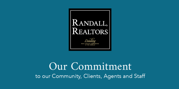 Our Commitment to our Community, Clients, Agents and Staff