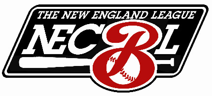 Graphic for New England Collegiate Baseball League logo.