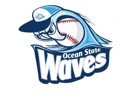 Graphic for Ocean State Waves team logo. South Kingstown (Wakefield), RI.