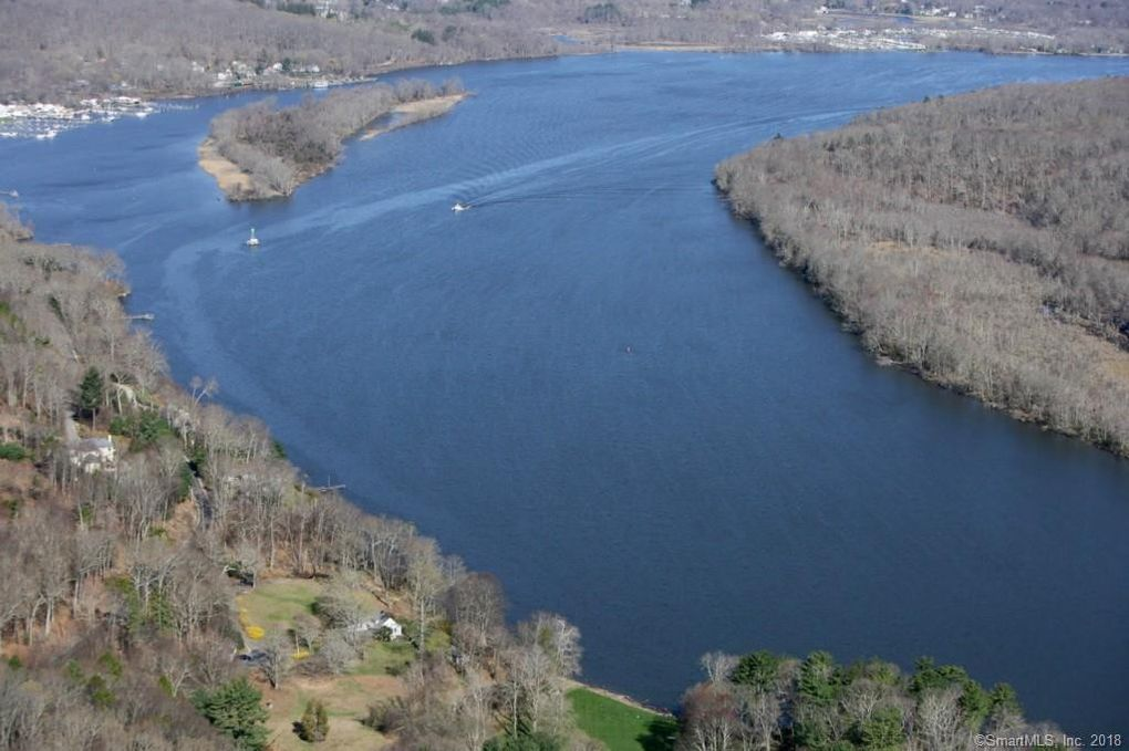 aerial photo of Deep River CT