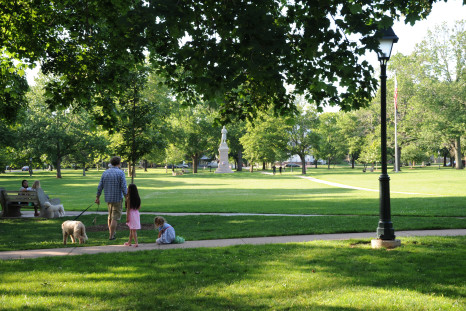 Photo of Guilford Town Green