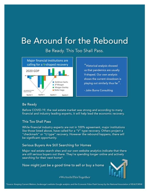 Graphic for Be Around for the Rebound Flex Sheet