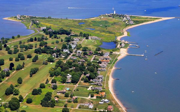 Photo of Fenwick Golf Course in Old Saybrook, CT