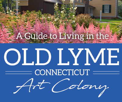 photo of Old Lyme art colony
