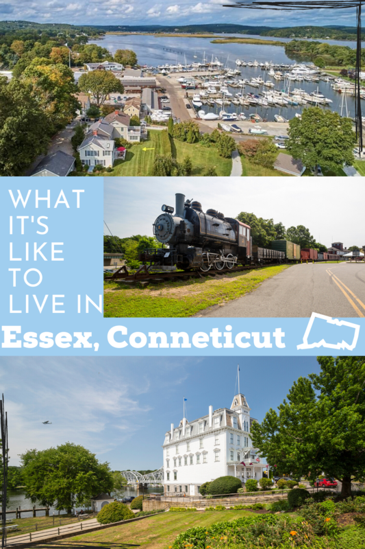 Graphic for Essex, CT